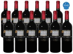 Prämierter Rotwein im 12er Paket – Bodegas Vinedos Contralto – Calle Principal für 27,50 statt 95,88  incl. Versand @Weinvorteil