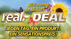 [Lokal im Markt] Real-Deals (reloaded), ab Montag täglich neue Deals – bis zum 26.10.2013 – Montag: 43″ Samsung Plasma TV für 279€!