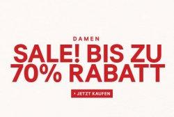Sale bei H&M mit bis zu 70% Rabatt sowie 5€ Gutscheincode + 25% Rabatt