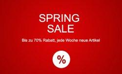 Schuhe Sale bis zu 70% Rabatt [schon für 4,99€! (und 1€ Bald)] @Jepo