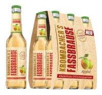 Sixpack Krombachers Fassbrause Apfel testen