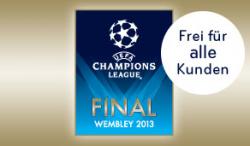 Sky | 56 Stunden kostenloser Livestream zum Champions League Finale