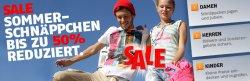 Sommer Schnäppchen bis zu 50% Reduziert+10€ Gutschein (z.B.: Adidas Trainingsanzug 49,95€ statt 84,95€) @SportScheck