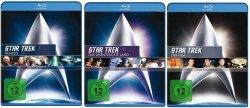 Star Trek Filme bei Amazon: DVDs für 4,90€ und Blu-rays für 8,90€ Amazon und MediaMarkt