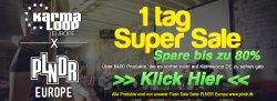 Super Sale — bis zu 80% Reduziert @Karmaloop, nur heute