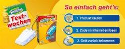 Swiffer Testwochen jetzt auch bei Amazon: Swiffer Staubmagnet Starterset kostenlos