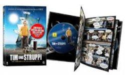 Tim und Struppi – Das Geheimnis um das goldene Vlies als limitierte DVD + Blu-ray Mediabook Edition mit Film-Comic Booklet) für 11,99€