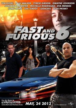 Universal Pictures schenkt Ihnen 1 Kinoticket für Fast & Furious 6 bei Kauf von 2 Blurays @Amazon