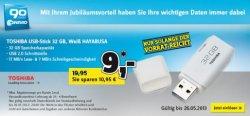 USB Stick 32GB nur 9€. Conrad.de