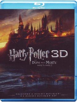 Viele 2D/3D Blu-rays mit dt. Tonspur ab nur 8,11€ (z.B.: Harry Potter 7.1 und 7.2 für 14,52€) @amazon.es