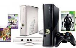 Xbox360 Sale auf Amazon.de mit tiefen Preisen (wegen der neuen XBox???), z.B. Xbox 360 250 GB Kinect Bundle für nur 209,97 € [Idealo: ca. 300 €]