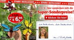 1-2-3 Sonderpreise bei poetschke.de Gartentrends
