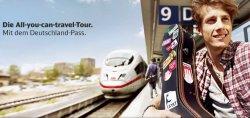 1 Monat unbegrenzt Bahn fahren ab 109€ mit Deutschland-Pass @bahn.de – Start der Aktion: 10. Juni 2013