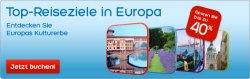 10% Gutscheincode für euren Urlaub mit hotels.com – ganz ohne Mindestbestellwert
