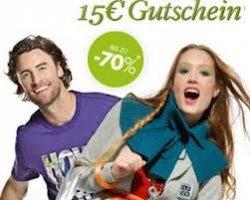 15€ Gutschein für Deutschlands Shopping Club No. 1 brands4friends mit 55,00,- MBW Für Neu- und Bestandskunden
