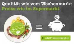 20€ Neukunden-Rabatt bei Hellofresh