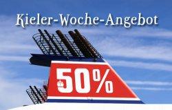 3 Tage Kreuzfahrt von Kiel nach Göteborg für nur 44€ pro Person @stenaline.de