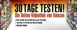 30 Tage DVDs & Blu-Rays mit (rechnerisch) 11€ oder 3€ Gewinn leihen.