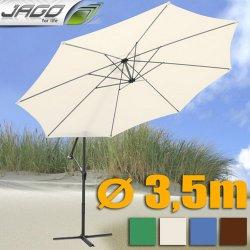 3,50m Ampelschirm für 44 Euro inkl. Versand @ebay