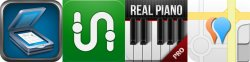 4 Apps aktuell gratis @iTunes