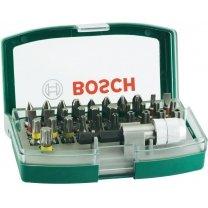 Bosch 32tlg. Schrauber-Bit-Set für 4,99 € statt 15,95 € @Conrad