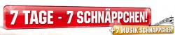 7 Tage – 7 Schnäppchen + 7 Musik Schnäppchen! @Weltbild