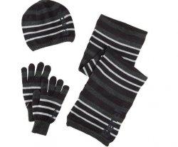 Bench Geschenke Set -Five Stars (black, Schal, Mütze, Handschuhe) @Amazon 17,14@ statt 39,95€