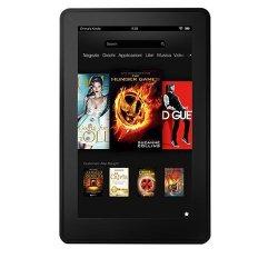 bis zu 25€ Rabatt auf Refurbished – Kindle Ebook Reader bei Amazon (Kindle Fire WiFi  134€)