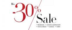 Bis zu 30% Rabatt auf Bekleidung, Schuhe, Uhren, usw.! @Amazon