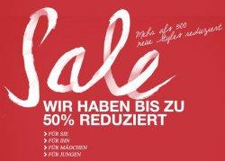bis zu 50% reduzierte Mexx Ware für Damen, Herren, Kinder + 20 Euro Gutschein