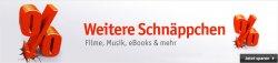 Bücher, eBooks, Filme, usw. – stark reduziert! + 10% Gutschein! @Buch.de (+kostenlose eBooks, wie Inferno)