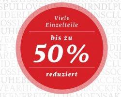 C&A: Sale mit bis zu 50% auf viele Einzelteile! + Versandkostenfrei! (z.B. T-Shirts für 4,50€ oder GRATIS Tshirt!)