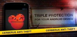 Cerberus Anti-Diebstahl kostenlos für Android