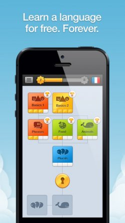 Duolingo: Learn Languages Free gratis App bei Google Play & auch im iTunes Store