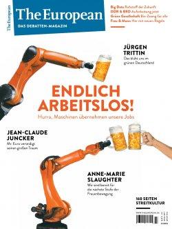 """Eine Ausgabe: The European """"Endlich arbeitslos"""" kostenlos statt 8€! (ersten 16 Seiten online lesen)"""