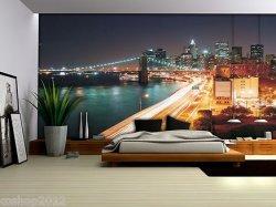 Große Fototapeten (368×254 cm) inkl. Kleister – 21 versch. Motive – für nur 12,90€ @Ebay
