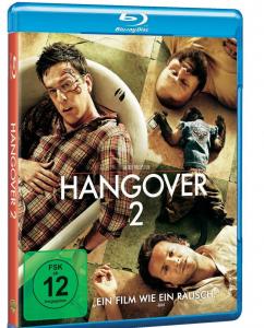 Hangover 2 (Blu-ray) für nur 5€! @Saturn.de