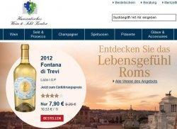 Hawesko – Beste Weine und Champagner: 10€ Gutschein!