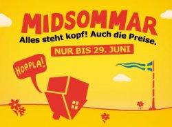 [IKEA] Midsommar: Alles steht auf den Kopf! – Auch die Preise! (kurz gesagt Schnäppchen Zeit!)