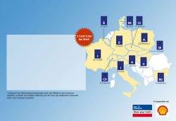 In vielen Ländern 3 Cent pro Liter Kraftstoff sparen @shell + ADAC