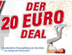 [InterSport] 20 Jahre – jeden Freitag ein 20€ Deal! (Heute DFB Trikot für nur 20€!)