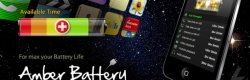 [iOS] Amber Akku Pro + Battery Doctor/Battery Boost gratis