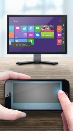 (iOS) Gesture Touchpad for Win8 gratis statt 4,49 €  @iTunes.de