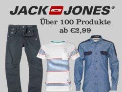 Jack & Jones Sale (schon ab 2,99€) +Gutschein @MandmDirect