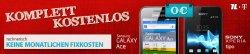 Neue Komplett-Kostenlos-Aktion bei eteleon.de – Smartphones, Apple TV, Navi, Spielekonsole, Blu-ray Player für 0€ – 141€ Ersparnis