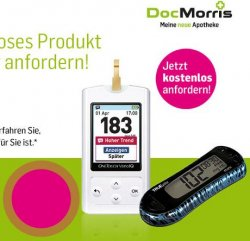Kostenloses Blutzuckermessgerät @DocMorris.de – Update: Wieder da!