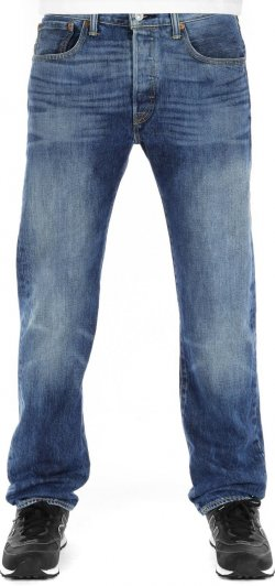Levi's Herren Jeans 501 Straight Fit schon ab 31,24€! @Amazon