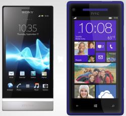 MadDeal – HTC Windows Phone 8X für 99€/ Sony Xperia P für 49€ durch Schubladenvertrag! @Modeo