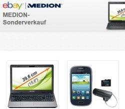 Medion Sonderverkauf auf ebay