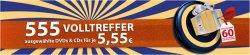 Müller (offline) vom 10.06. bis 03.08.2013 – VOLLTREFFER Aktion, DVD und CD Album nur 5,55€